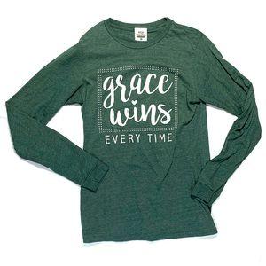Atx mafia Grace Wins Every Time Medium Long Sleeve